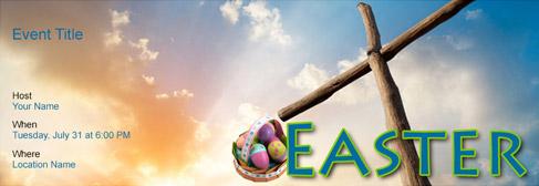 online Easter invitation