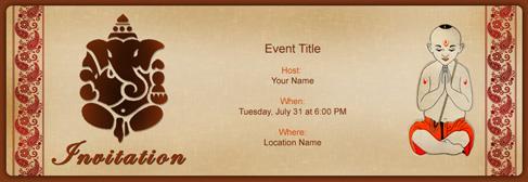 online Janoi invitation