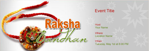 rakhi_raksha bandhan1_thumb free rakhi raksha bandhan invitation with india's 1 online tool,Raksha Bandhan Invitation Messages