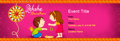 rakhi_raksha bandhan4_thumb free rakhi raksha bandhan invitation with india's 1 online tool,Raksha Bandhan Invitation Messages