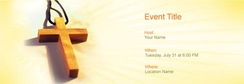 online Religious invitation