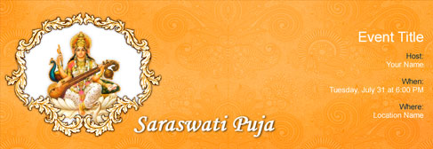 Vishwakarma puja invitation letter sample inviview free saraswati puja invitation with india s 1 online tool stopboris Image collections