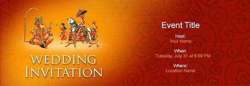Online Wedding Invitation